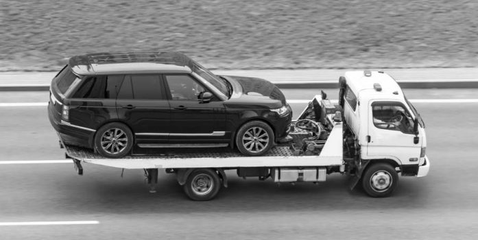 7 Safety Tips if you breakdown in your car